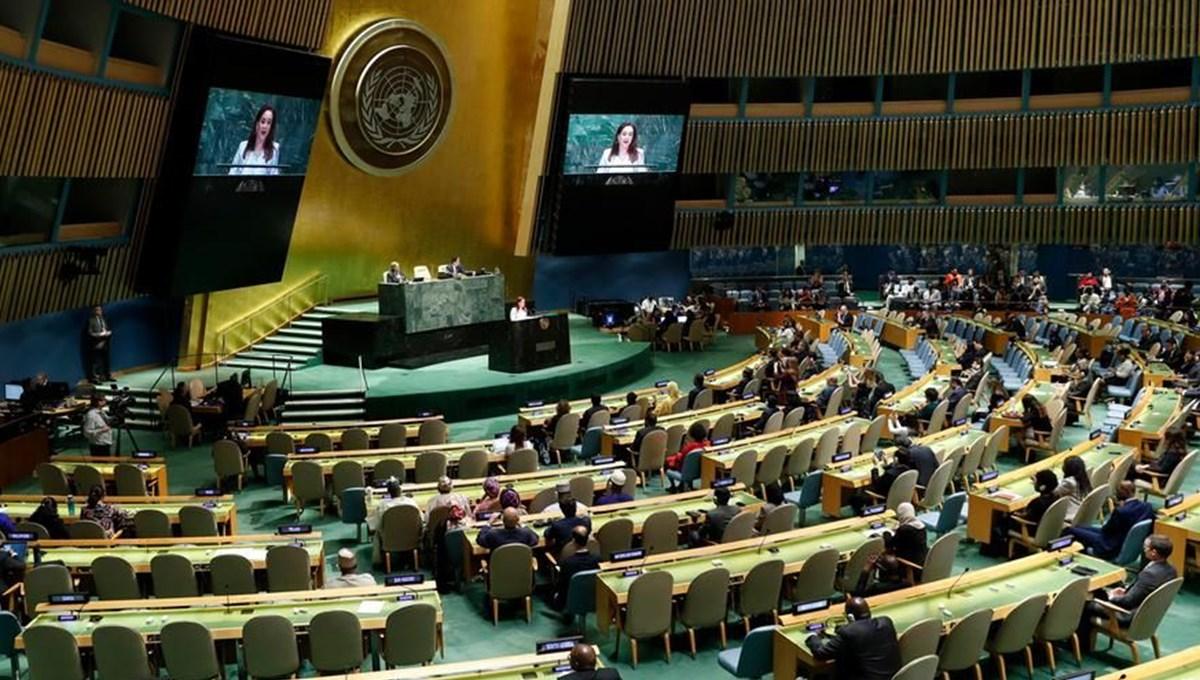 BM'ye borcunu ödeyen İran, kaybettiği oy kullanma hakkını geri kazandı