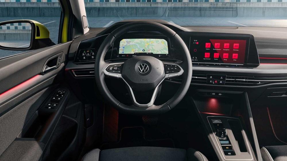 Volkswagen Golf 8 tanıtıldı (İşte Golf 8'in tüm özellikleri) - 6