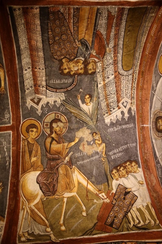 Karanlık Kilise'nin freskleri ile bin yıl öncesine yolculuk - 15