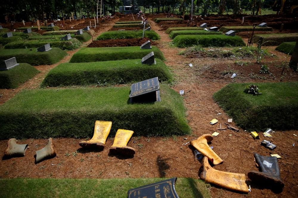 Covid-19 salgınının merkezi Endonezya'ya kaydı: Yeni vakaların sayısı Brezilya ve Hindistan'ı geçti - 7