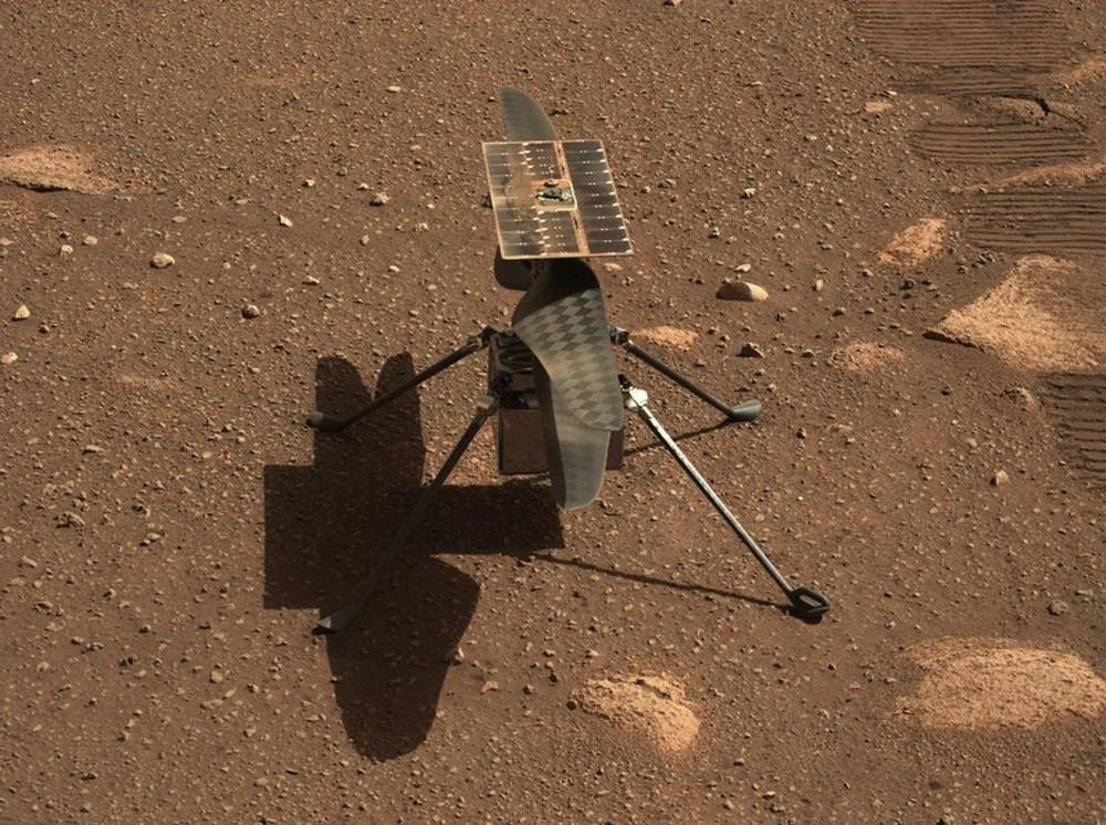 Perseverance Mars'ta 100 gün geçirdi: Kızıl Gezegen'den en etkileyici fotoğraflar - 4