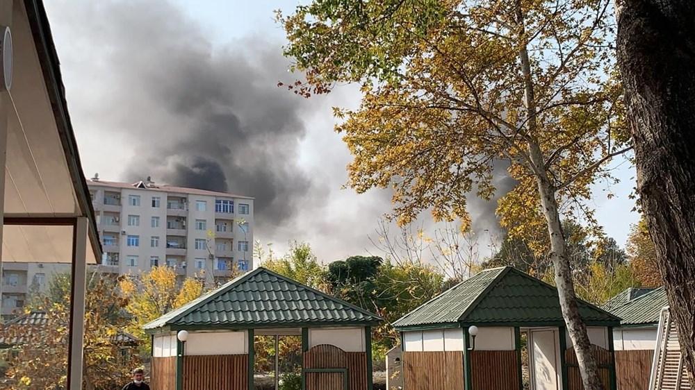 Ermenistan yine sivilleri vurdu (NTV ekibi olay yerinde) - 13