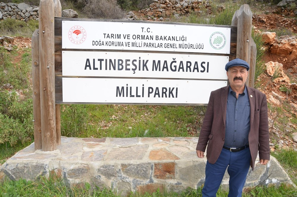 Türkiye'nin en büyük yeraltı gölü: Altınbeşik Mağarası - 4