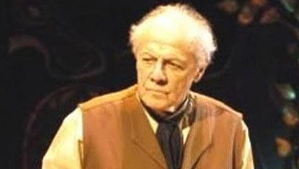 Usta oyuncu Erol Keskin hayatını kaybetti