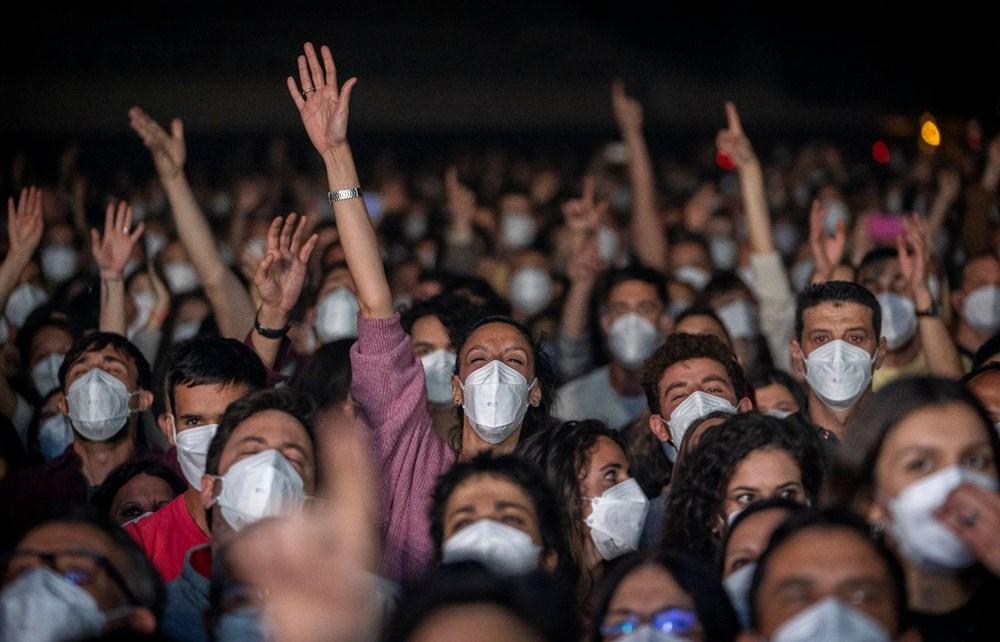 Barcelona'da yapılan 5 bin kişilik konser deneyi sonuçlandı - 9