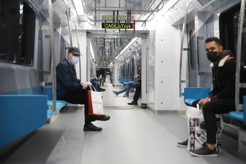 Mecidiyeköy-Mahmutbey Metrosunda seferler başladı - 5