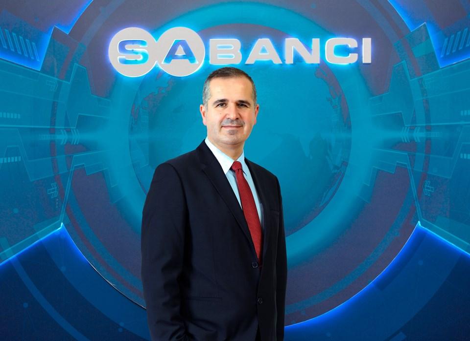 Sabancı Holding Üst Yöneticisi (CEO) Cenk Alper