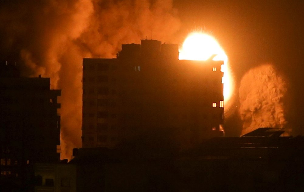 İsrail'in Gazze'ye saldırılarının bir haftalık bilançosu: 200 ölü, bin 307 yaralı - 6