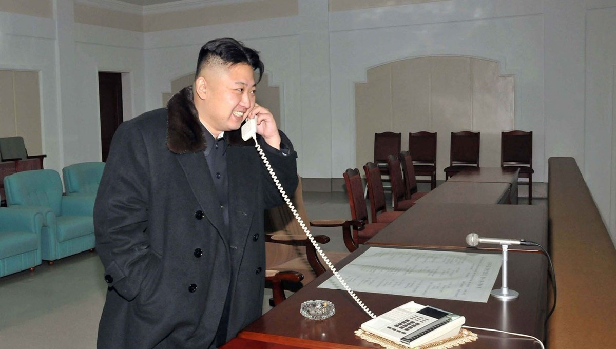 Kim Jong-un won't be on Biden's phones