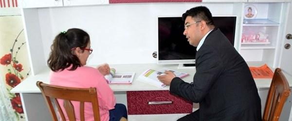 Engelliler için 'evde özel eğitim' desteği geliyor