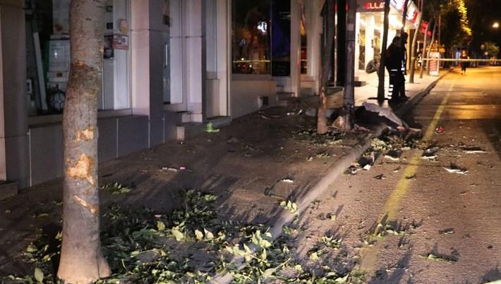 Isparta'da motosiklet kazası: 1 ölü, 1 yaralı