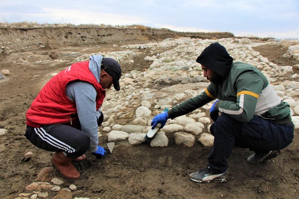 Amasya'da 2 bin 600 yıllık 'Kubaba Sunağı' keşfedildi - 3