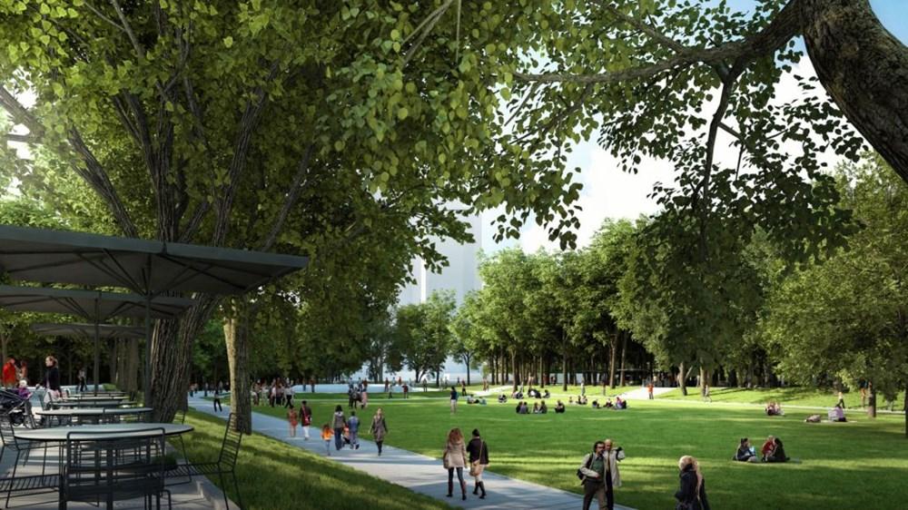 Taksim Meydanı Tasarım Yarışması sonuçlandı (Taksim Meydanı böyle olacak) - 35