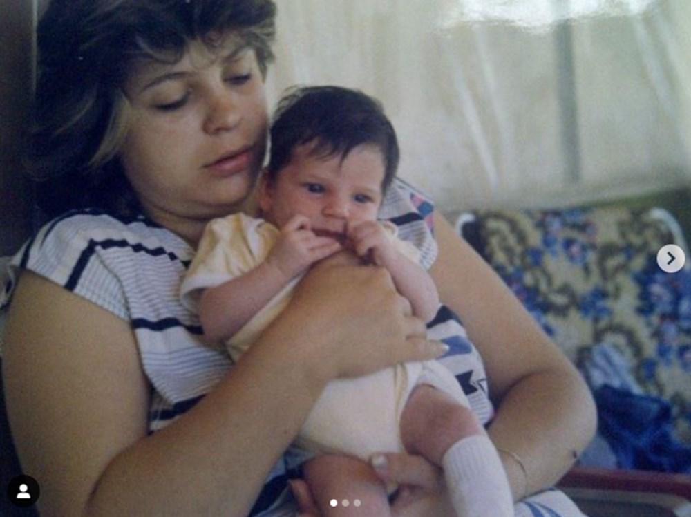 Ünlülerin Anneler Günü paylaşımları - 8