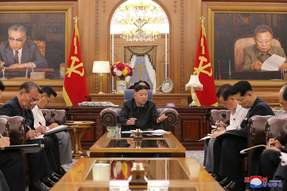 Kuzey Kore lideri Kim Jong-un eridi: Son fotoğrafları sağlığıyla ilgili endişeye yol açtı - 6