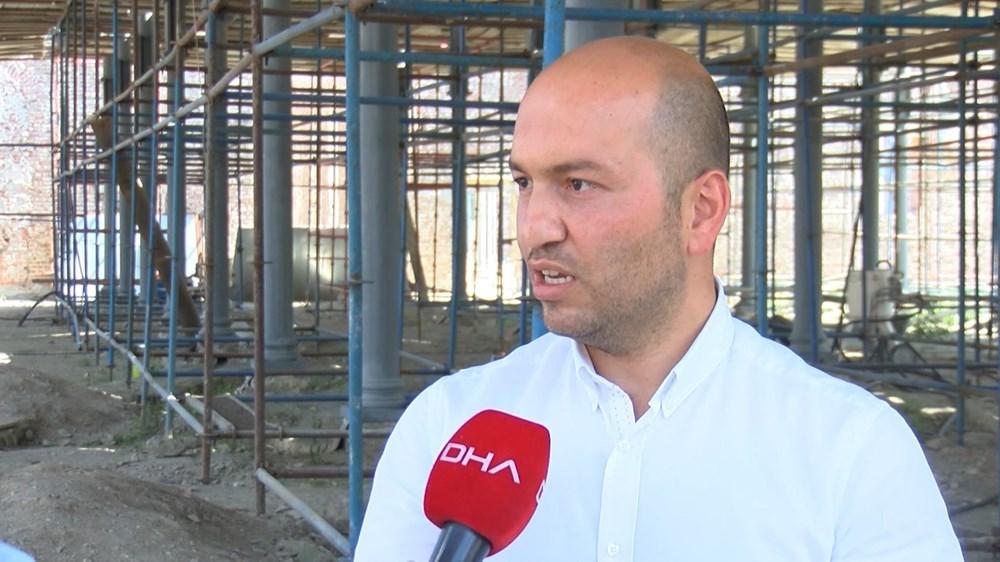 Müze olacak Feshane'nin restorasyonunun yüzde 60'ı tamamlandı - 6