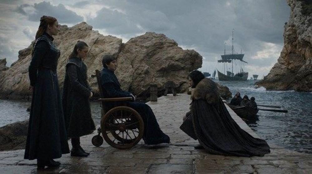 Game of Thrones'un devam dizisinden yeni ayrıntılar - 3