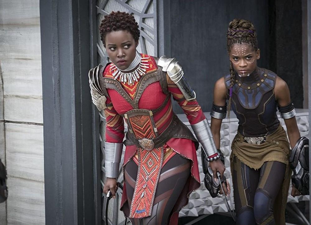Letitia Wright: Kadınlardan oluşan Yenilmezler (Avengers) zaman meselesi - 2