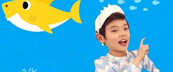 Baby Shark şarkısı dizi oluyor
