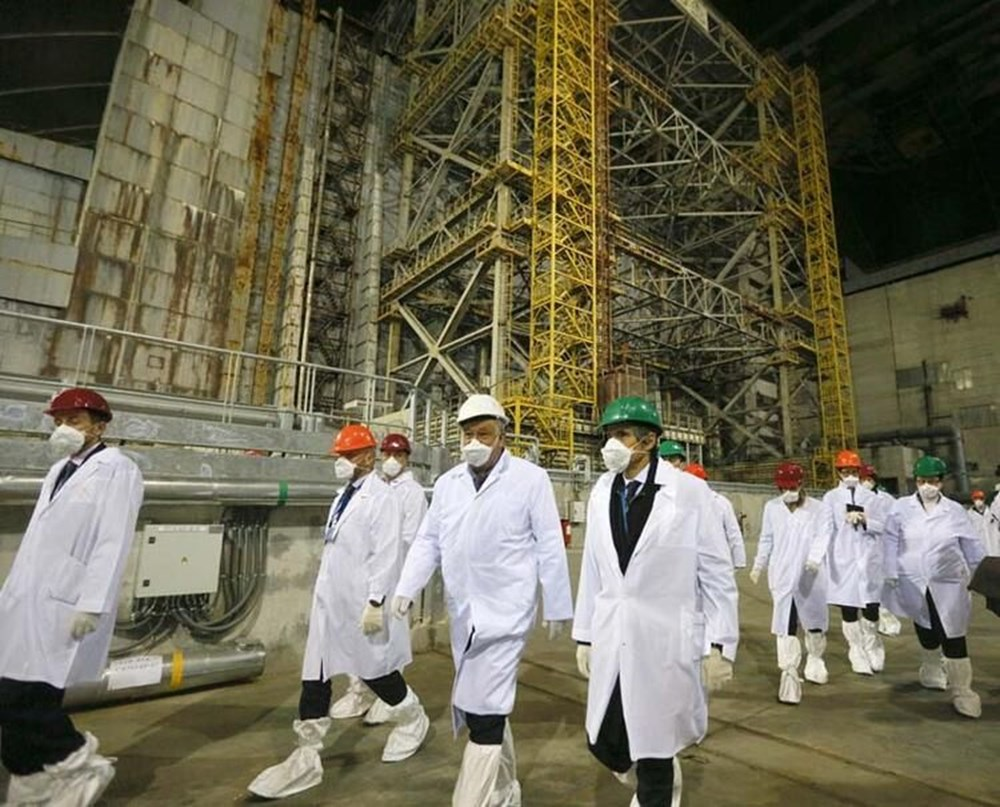 Great danger in Chernobyl: Nuclear reactions have resumed - 7