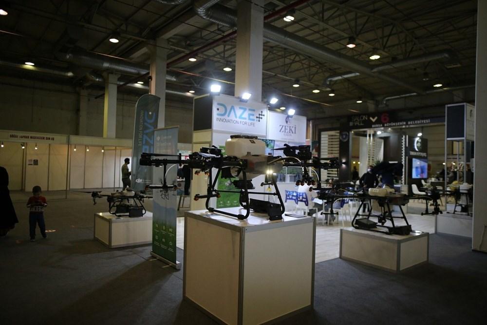 Tarımda drone teknolojisi yaygınlaşıyor - 9
