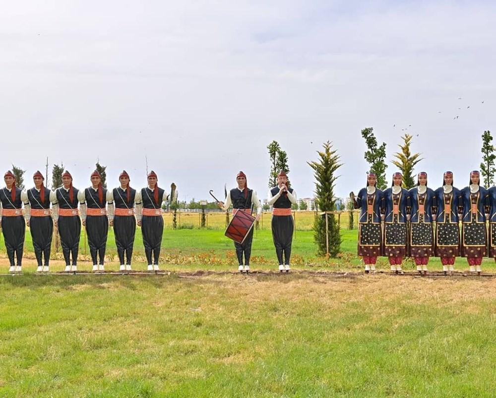 Diyarbakır'da karpuz heykeli tartışması - 10