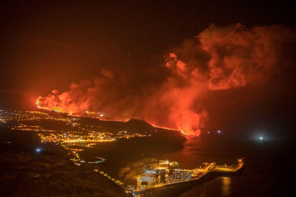 La Palma'da yanardağ nedeniyle evlerini kaybeden halk psikolojik yıkım yaşıyor - 3