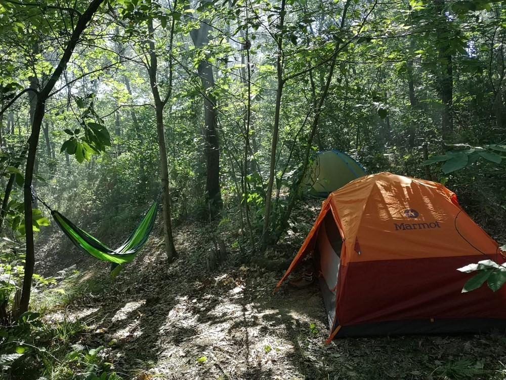 İstanbul çevresindeki en iyi kamp alanları - 22