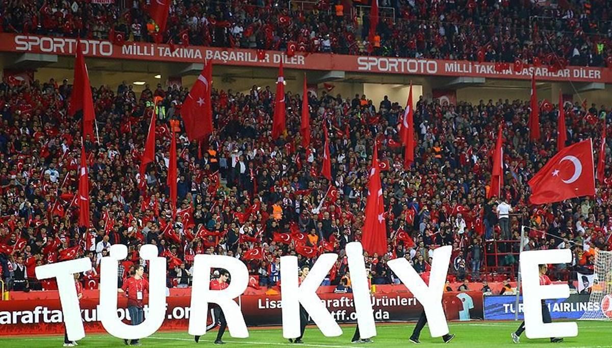 Türkiye-Norveç maçının biletleri tükendi