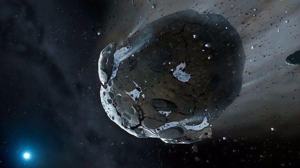 Bir göktaşı ilk defa Dünya'nın bu kadar yakınından geçti (NASA açıkladı) - 3