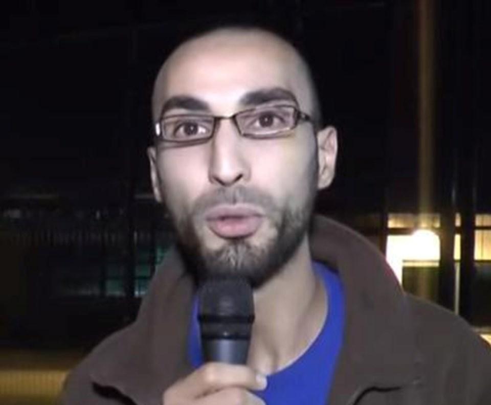 Brüksel'de Zaventem Havalimanı terör saldırılarını gerçekleştirdiğinden şüphelenilen üçüncü kişinin serbest gazeteci Fayçal Cheffou olduğu iddia edildi.