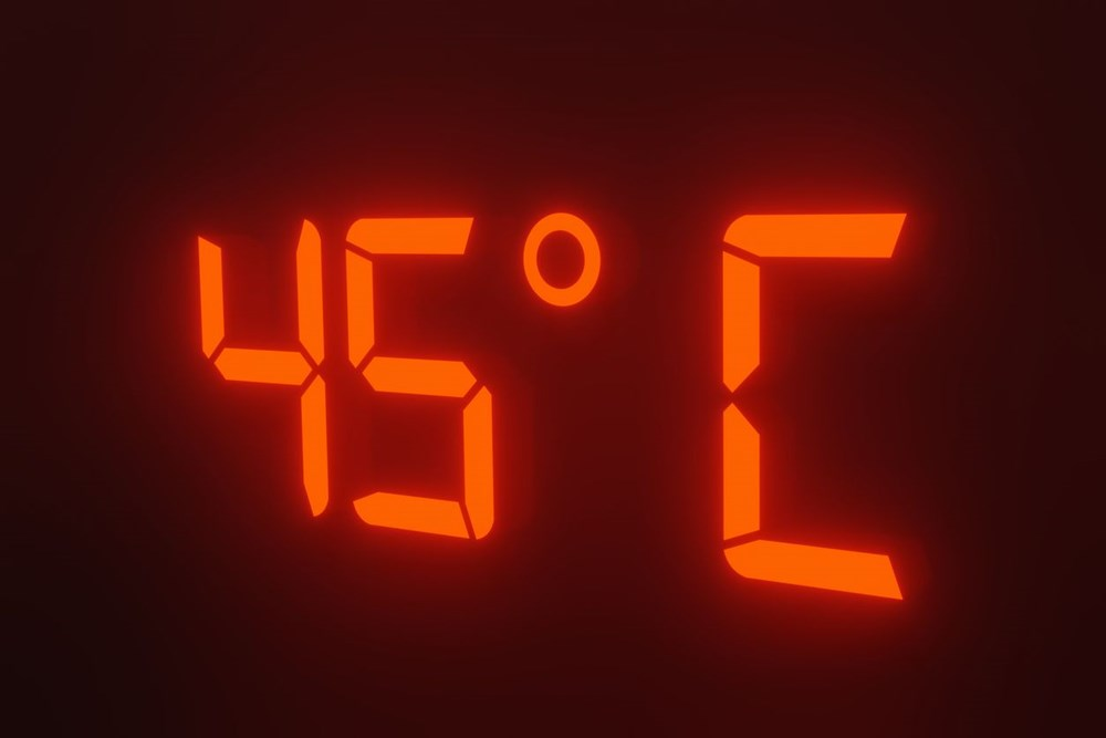 Güney Avrupa aşırı sıcaklarla mücadele ediyor: 45 dereceye ulaştı - 5