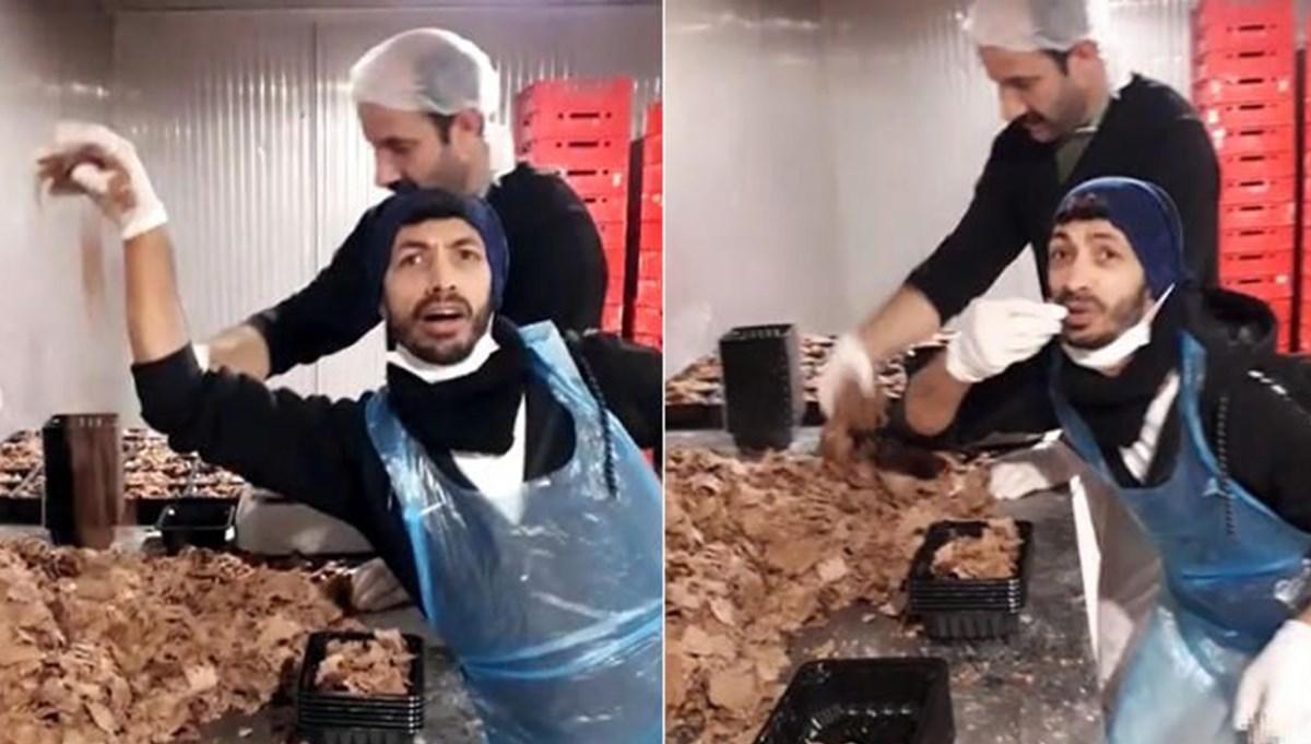 100 kg döner imha edildi (Kırklareli'de döner skandalı)