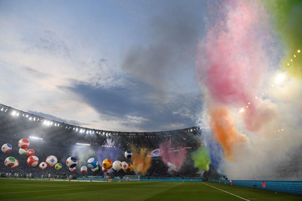 EURO 2020'ye görkemli açılış - 22