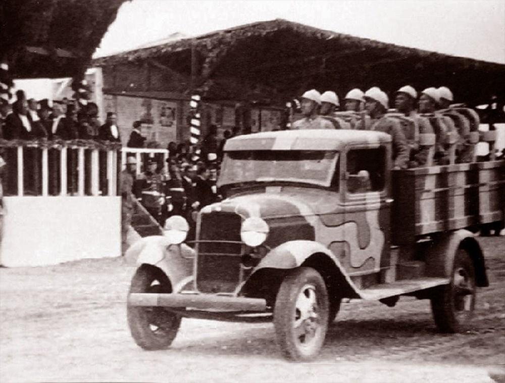 Türkiye Cumhuriyeti 97 yaşında (29 Ekim Cumhuriyet Bayramı) - 30