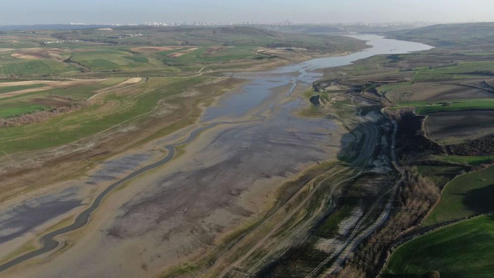 İstanbul'da barajların doluluk oranı yüzde 20'nin altına indi - 6