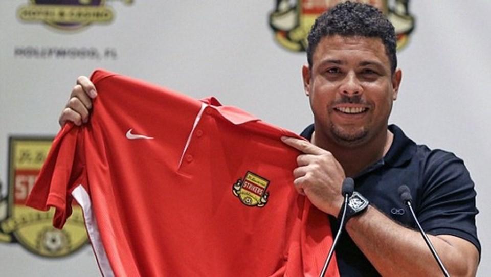 Ronaldo, Fort Lauderdale Strikers Kulübü'nün hissedarları arasında yer alıyor.