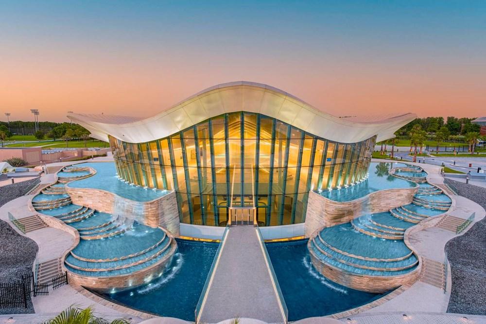 Dünyanın en derin yüzme havuzu Dubai'de açıldı: 60 metre derinliğe sahip - 11