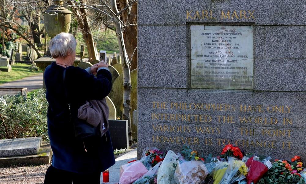 Karl Marx'ın mezarı turizme açılıyor: Anısına saygısızlıktartışması - 7