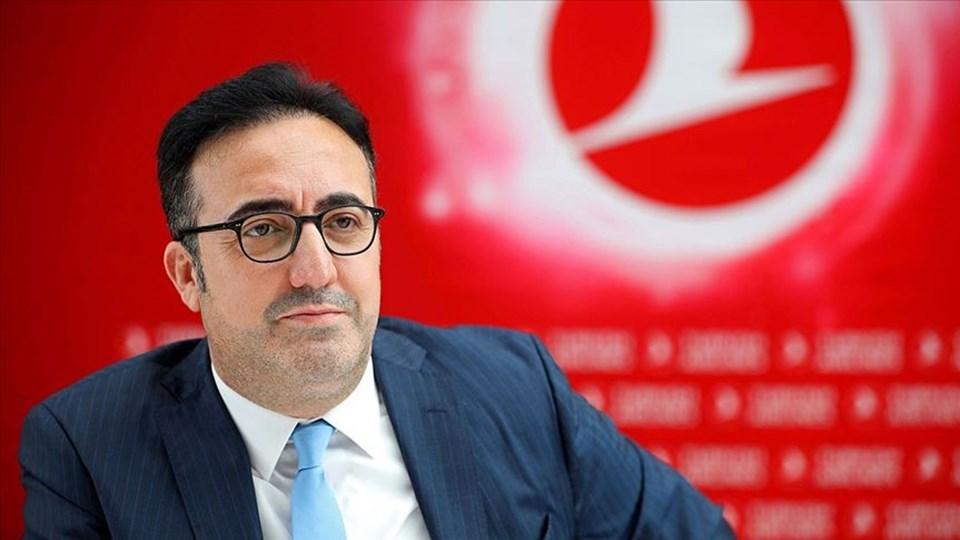Türk Hava Yolları (THY) Yönetim Kurulu ve İcra Komitesi Başkanı İlker Aycı