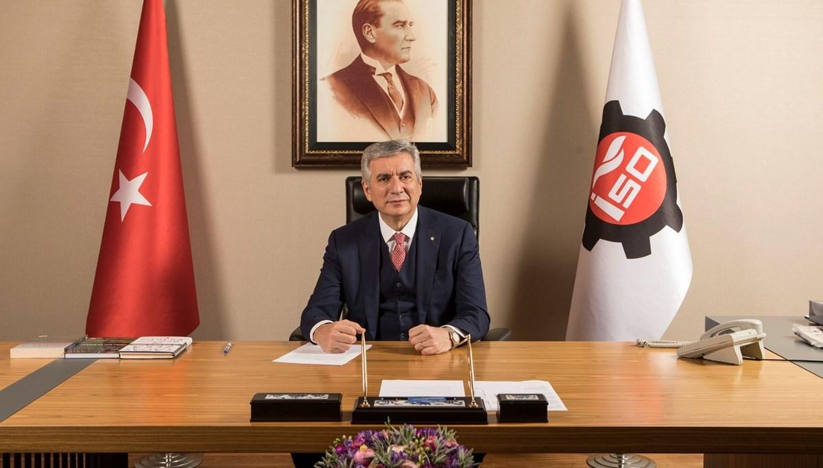 İSO Yönetim Kurulu Başkanı Erdal Bahçıvan: Bu büyüme sanayinin başarısıdır