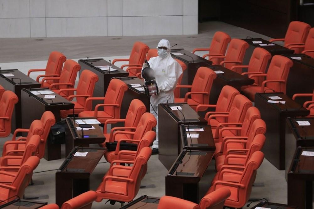 Meclis'te virüs paniği - 12