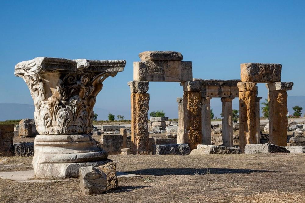 Türkiye'nin 'cehenneme' açılan  kapısının binlerce yıllık sırrı keşfedildi - 8