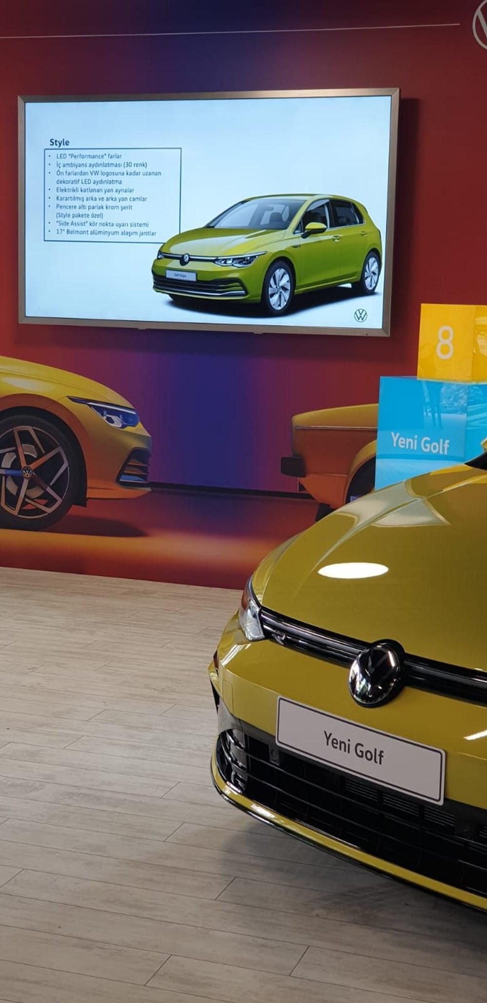 Yeni Volkswagen Golf Türkiye'de (Fiyatı belli oldu) - 5