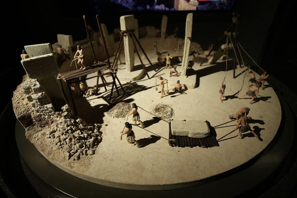 İstanbul Havalimanı Müzesi 'Türkiye'nin Hazineleri-Tahtın Yüzleri' sergisiyle açıldı - 9