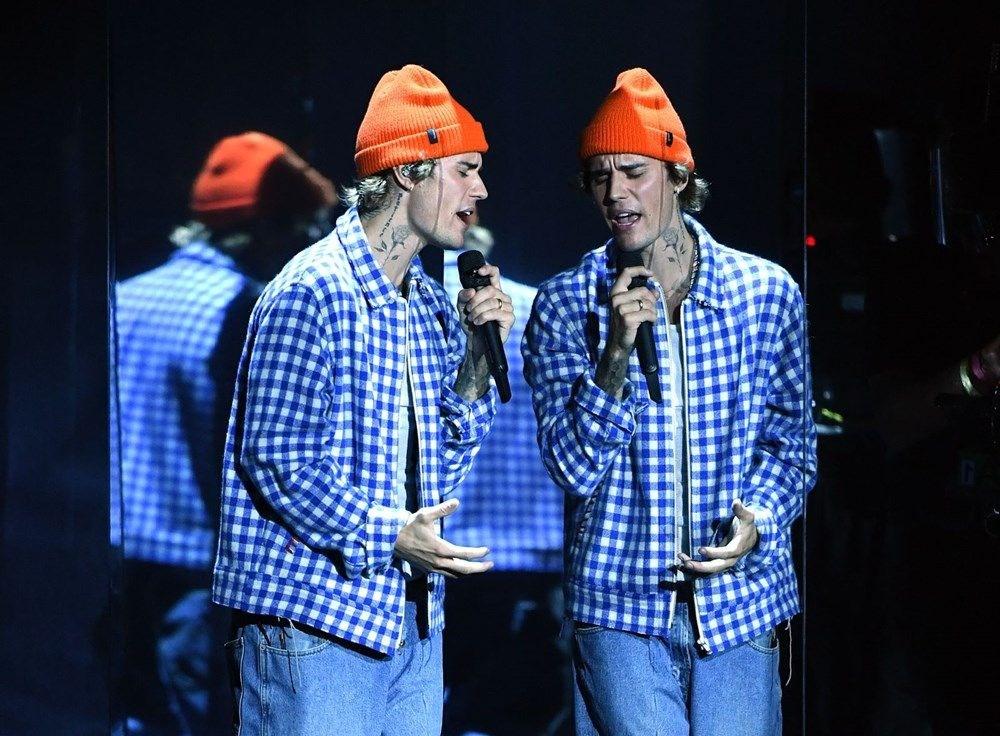 Justin Bieber'dan 14 Şubat'ta canlı TikTok konseri - 2