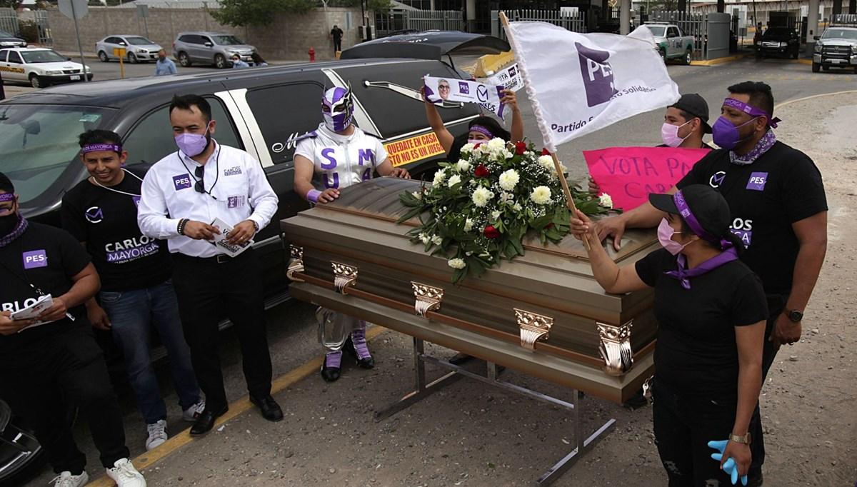 Coffin election campaign