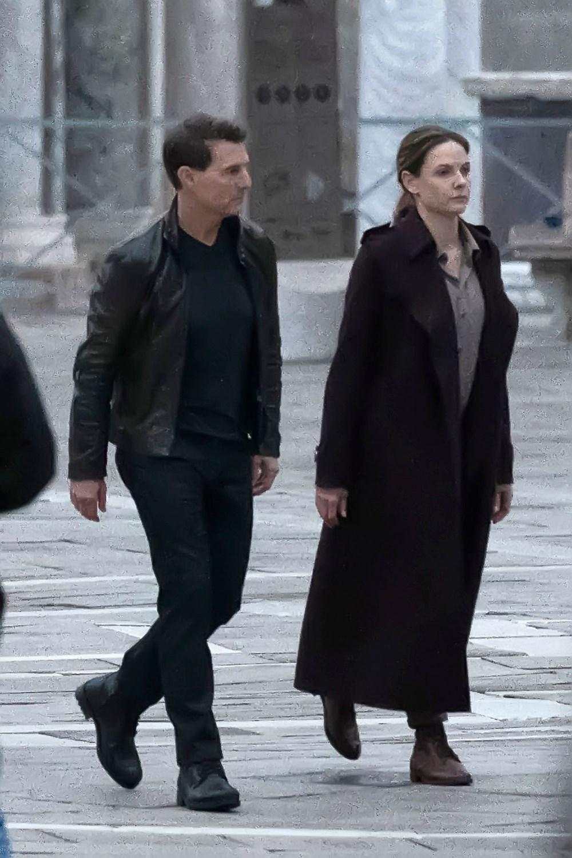 Tom Cruise Görevimiz Tehlike 7'nin çekimleri için Covid-19'a karşı güvenli stüdyo yaptırdı - 3