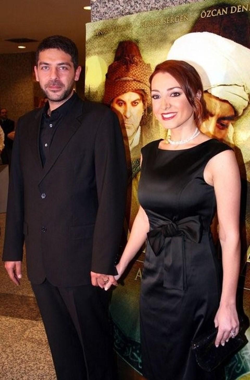 Sinan Tuzcu ile Dolunay Soysert 10 yıl evli kaldı.