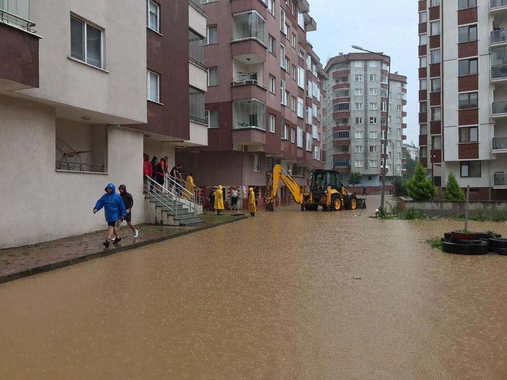 Doğu Karadeniz yine sele teslim - 10